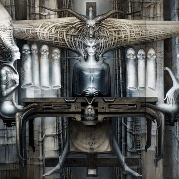 The Peaceful Nightmares of H.R. Giger