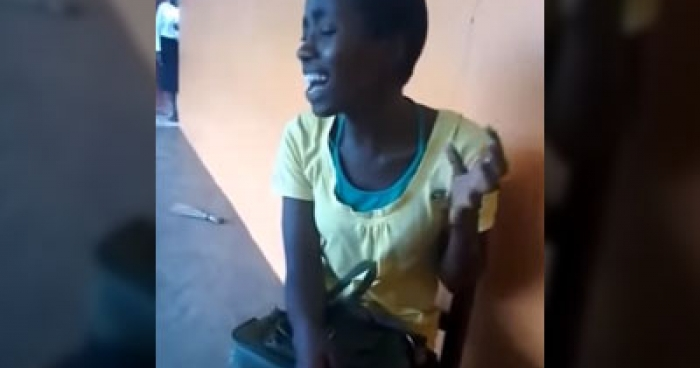African Girl Sings Beyonce's Halo – Most Amazing Voice