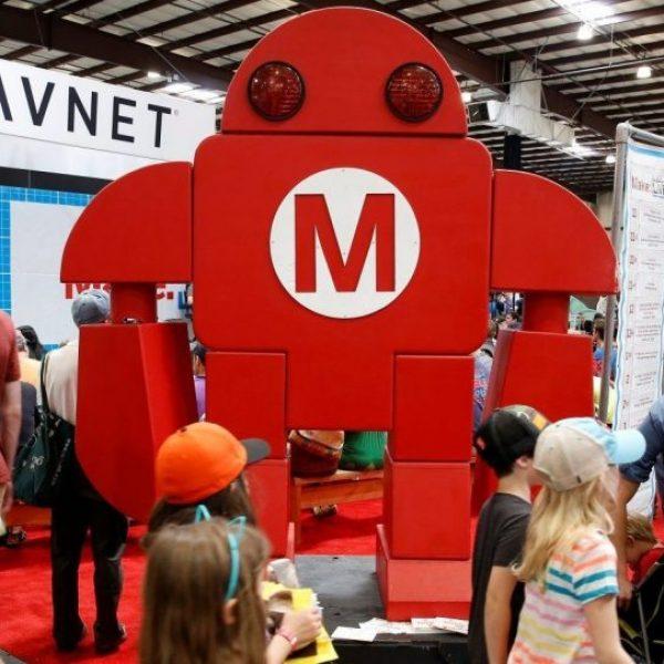Maker Movement Encourages Next Level Genius