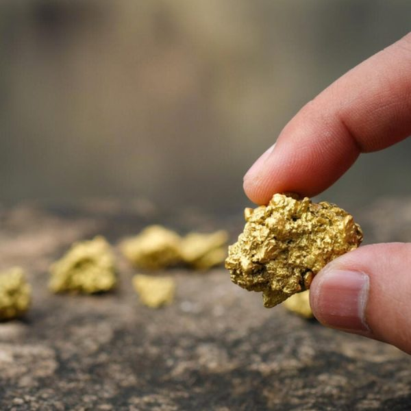You Are A Gold Mine!