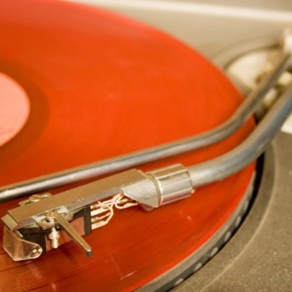 Spinning Vinyl Records with Peter Goldmark