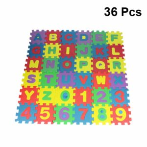 Kids Puzzle Exercise Play Mat