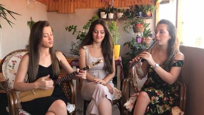 """Beautiful Georgian song """"Mokhevis Kalo Tinao"""""""