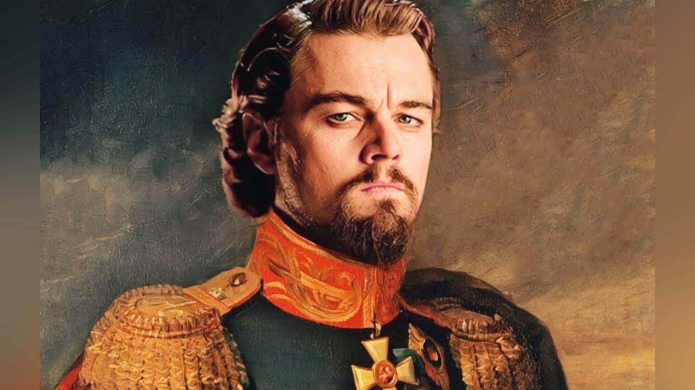 Actors as 1800s Generals