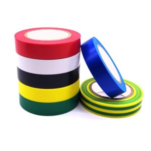 Electrical Tape 7 Pack 7 Color, Maveek PVC Strong Adhesive Insulation Tapes